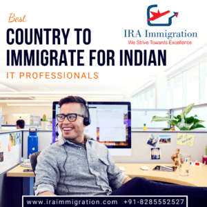 Best country to immigrate for Indian it professionals