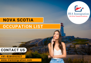 Nova Scotia Occupation List​
